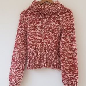 Moda International Wool Crowl Neck Sweater